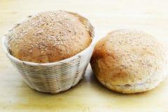 Broodbroodje voor berger Stock Foto's