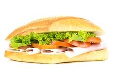Broodje 2 Stock Afbeelding