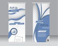 Broodje op het malplaatje van de bannertribune Abstracte achtergrond voor ontwerp, Stock Afbeelding