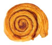 Broodje van het kaneel het Zoete Gebakje Royalty-vrije Stock Foto