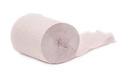 Broodje van toiletpapier Stock Afbeeldingen
