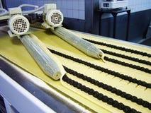 Broodjes met papaver stock afbeeldingen