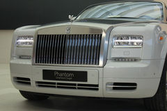 Broodjes Royce Phantom Drophead Coupé Stock Afbeeldingen