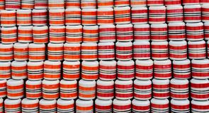 Broodjes van keramiek Stock Afbeelding