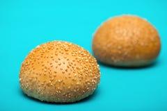 Broodjes voor sandwich stock foto's