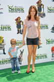 Brooke Burke. At the 'Shrek Forever After' Los Angeles Premiere, Gibson Amphitheater, Universal City, CA. 05-16-10 stock photos