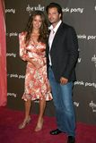 Brooke Burke, David Charvet Royalty-vrije Stock Foto's