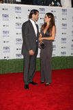 Brooke Burke,David Charvet Stock Image