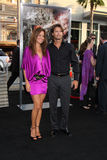 Brooke Burke,David Charvet Stock Photo