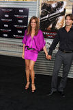 Brooke Burke,David Charvet Stock Photos