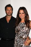 Brooke Burke,David Charvet Stock Photography