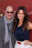 Brooke Burke,John Varvatos Stock Photography