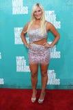 Brooke Hogan am MTV-Film 2012 spricht Ankünfte, Gibson Amphitheater, Universalstadt, CA 06-03-12 zu Lizenzfreie Stockfotografie
