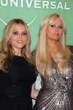 Brooke Mueller,Paris Hilton Royalty Free Stock Photo