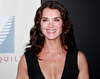 Brooke Shields Stock Foto's