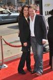 Brooke Shields, Chris Henchy Royalty Free Stock Photo