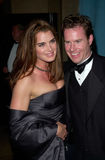 Brooke Shields,Chris Henchy Royalty Free Stock Photo