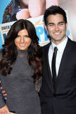 Rachele Brooke Smith,Tyler Hoechlin Stock Photography