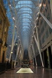 Brookfield Place, Toronto. Brookfield Place is one of Canada's truly great people places. This landmark is located in the heart of the financial district, and stock photo