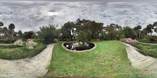 Brookgreen庭院 库存照片
