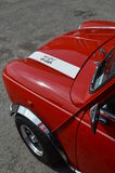 Brooklands Mini Day 2016. Royalty Free Stock Photography