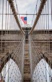 Brooklin-Brücke Lizenzfreies Stockbild