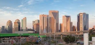 Brooklin Neighbourhood Sao Paulo Royaltyfri Foto