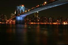 Brookly Bridge Stock Photography