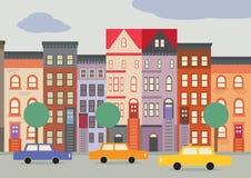 Brooklyn illustration de vecteur