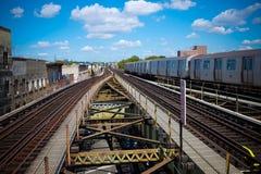 brooklyn lizenzfreies stockfoto