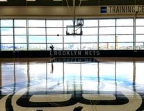 Brooklyn basketball Royalty Free Stock Images