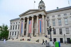 Brooklyn Borough Hall Stock Photography