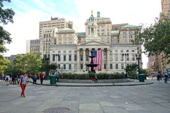 Brooklyn Borough Hall Stock Image