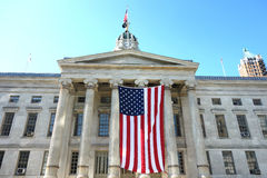 Brooklyn Borough Hall Royalty Free Stock Photo