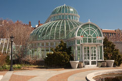 Brooklyn Botanic Gardens Stock Photography
