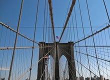 Brooklyn-Brücke Lizenzfreie Stockbilder