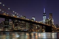 Brooklyn-Brücke 10 Lizenzfreie Stockfotos