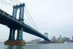 Brooklyn bridge. New York, USA Royalty Free Stock Images