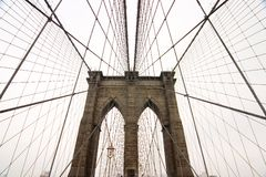 Brooklyn Bridge 2 Stock Image