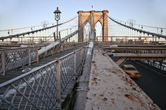 Brooklyn Bridge 2 Royalty Free Stock Photography