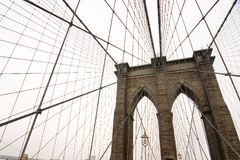 Brooklyn Bridge 3 Royalty Free Stock Photography