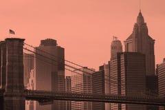 Brooklyn bridge Stock Image