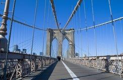 Brooklyn Bridge. Royalty Free Stock Photography