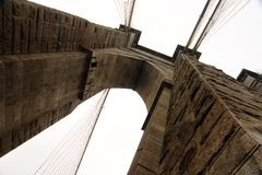 Brooklyn Bridge 7 Royalty Free Stock Photography