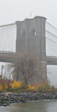 Brooklyn Bridge. Stock Photos