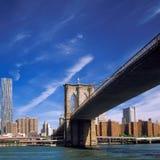 Brooklyn Bridge. Royalty Free Stock Image