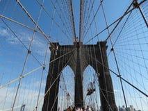 Brooklyn Bridge.  Stock Images