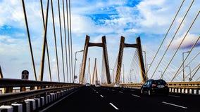 Brooklyn Bridge, New York Stock Images