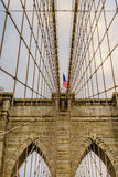 Brooklyn Bridge New York Stock Images