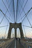 Brooklyn Bridge, New York City Royalty Free Stock Image
